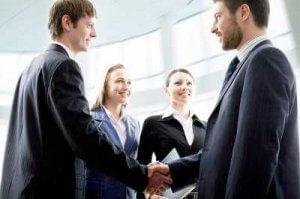 משא ומתן בין מספר עורכי דין
