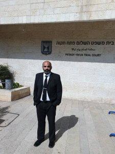 בית משפט ביטל מעצר בית באיזוק אלקטרוני לנאשם בתקיפת אשתו